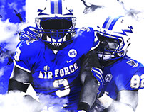 "Air Force Academy Football ""Join the Force"""