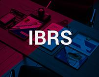 IBRS Branding identity