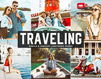 Free Traveling Mobile & Desktop Lightroom Preset
