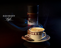 DAVIDOFF CAFE - PRODUCT SHOT