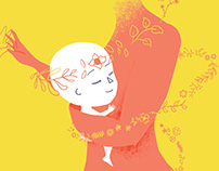 Ser Madres - Ilustraciones