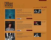 Rockwood Music Hall: Recordings website