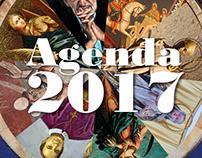 Agenda 2017 de Editorial Claret