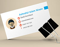 Business Cards for ST Solutions