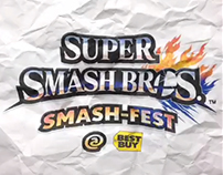 Nintendo - Best Buy Smash-fest