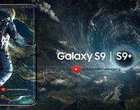 Samsung Galaxy S9 & S9+ Concept Design
