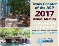 Texas Medical Association - TXACP brochure cover