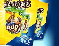 Nestlé® POP Material