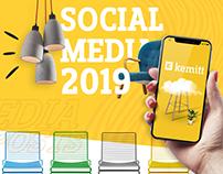 Social Media Kemitt 2019