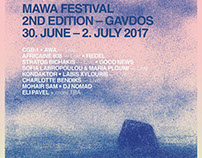 MAWA Festival Banner
