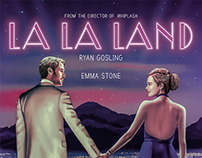 """La La Land"" - Alternative Poster"
