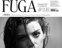 FUGA MAGAZINE CALU RIVERO @BROOKLYN Studio