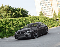 BMW M5 F10 '14