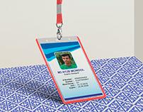 Simple Id Card Design