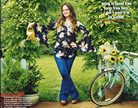 Hello Magazine-Giovanna Fletcher Set Dressing