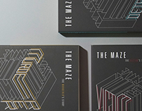 THE MAZE // Book Covers
