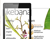 Windows 8: Ikebana app