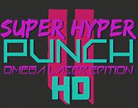 Super Hyper Punch Logo