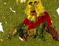 Honey poo poo
