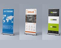 Presentatie Banner serie