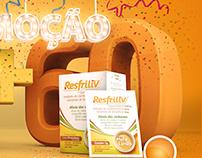Promoção 60 + 60 - Vitacin e Resfriliv
