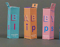 Baby Lips Packaging Redesign