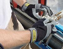Work Glove Design - Gorgonz Industrial Wear