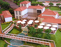 Maquete Edifício Residencial, RJ