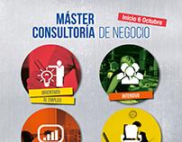Máster Consultoria de Negocio UC3M