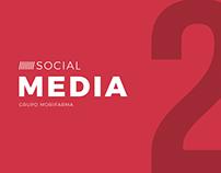 Social media - Grupo Morifarma