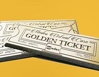 Golden Ticket Design