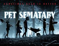 Pet Sematary 2019- Alternative Movie Poster