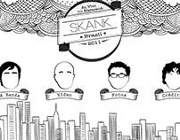 DVD Skank - Projeto Acadêmico
