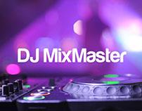 DJ MixMaster