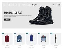 Sophie - Minimalist eCommerce HTML Template