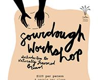 Sourdough Workshop Poster