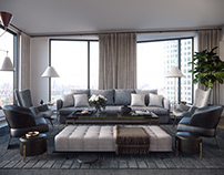 CGI Highline Apartment