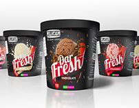 """Dar Fresh "" Ice Cream"