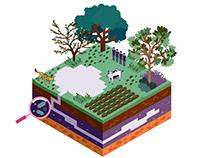 Tierra de Todos - Infografía