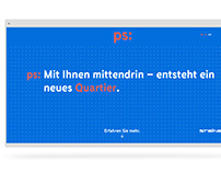 PS BUILDING - Immobilien Onepage
