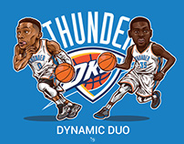 Thunder Dynamic Duo