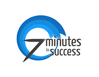 7 minutes to success - Identity design