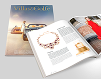 Villas&Golfe - Europe Editions