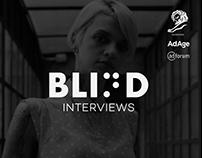 BLIND INTERVIEWS