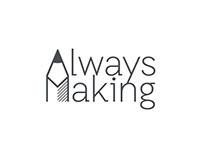 Always Making Logo