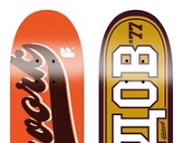 Footwork Skateboards (Russia)