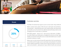 Water.org and Water Charities - Allen Chi