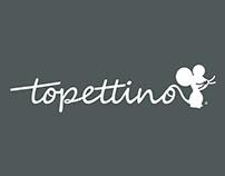 Marchio e logotipo per Topettino