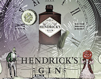Hendrick's Gin on Jot Down Magazine - Madrid