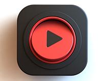 Video App Icon